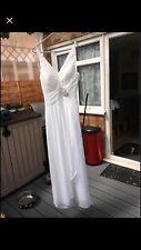 White Dress Size 12-14 Hen Party