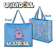 Uglydoll Pug Light Blue 18 Inch Reusable Uglybag Shopping Tote Bag David Horvath