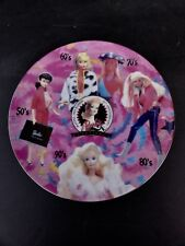 Barbie 35th Anniversary - Barbie Through The Years - Limited Collectors Plate