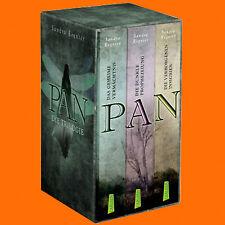 Sandra Regnier | DIE PAN-TRILOGIE | Band 1-3 im Schuber (Buch)