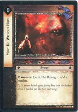 Lord Of The Rings CCG Foil Card MoM 2.U68 Must Do Without Hope