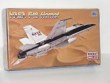 MINICRAFT #11656 1/72  NASA F-18 HORNET OPEN/SI