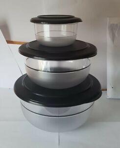 Tupperware Tafelperle 350 ml, 450 ml, 2,1 L, 3,5 L, 6 L Neu OVP Rarität