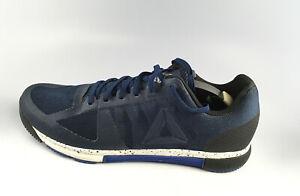 Reebok Crossfit Speed TR 2.0 Mens Sz 8.5 Blue Training Gym Workout Shoes CN1011