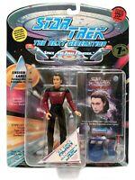 Figura De Acción De Star Trek TNG Klingon comercial 5 Pulgadas Suelto