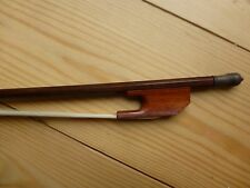 BAROQUE CELLO BOW, FINE BRAZILWOOD, HAND MADE, GREAT BALANCE, UK SELLER!