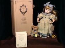 BOYD'S BEARS THE YESTERDAYS CHILD COLLECTION DOLL ERIN #4915