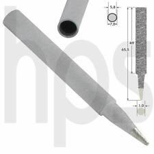 2 pezzi lötspitze per zd931 937 ep5 e stessa prodotti OEM 1,0mm durata stagnato