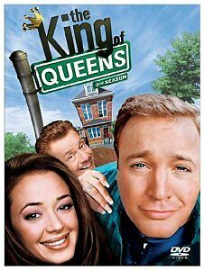 Brand New DVD The King of Queens: The Complete Third Season Kevin James Leah Re