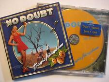 "NO DOUBT ""TRAGIC KINGDOM"" - CD"