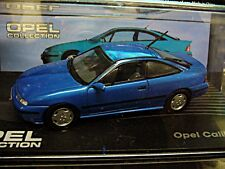 OPEL Calibra V6 Coupe 1993 - 1997 blau blue IXO Altaya Sonderpreis 1:43