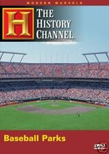 MODERN MARVELS - BASEBALL PARKS (HISTORY CHANNEL DOCUMENTARY) NEW AND SEALED
