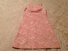 Tara Jarmon Pink Floral Dress Size 36