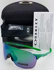 NEW Oakley EVZero Stride sunglasses Gamma Green Prizm Jade 9386-0738 EV 9386-07