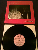 VINCE BURNETT - IRRATIONAL VELVET LP / ORIGINAL U.S BIZART BIZ 2