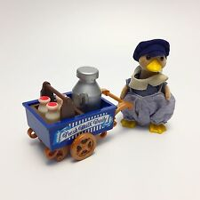 VINTAGE SYLVANIAN FAMILIES Tomy SIGNOR Webster IL LATTAIO Duck UK Limited Edition