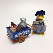VINTAGE SYLVANIAN FAMILIES Tomy l'onorevole Webster LA Milkman Duck UK Limited Edition