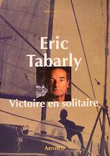 VICTOIRE EN SOLITAIRE ATLANTIQUE 1964 ERIC TABARLY