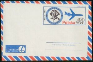 Mayfairstamps POLAND EVENT COVER NICOLAUS COPERNICUS STAMPED MINT wwm17155
