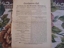 1893 ...Württemberg 3 / Reklame Karlstedt Köln Lauffen /