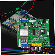 Green Arcade Game RGB/CGA/EGA/YUV to VGA HD Video Converter Board GBS8200(S2