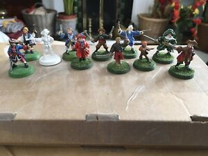 28mm Wargames Foundry Pirates