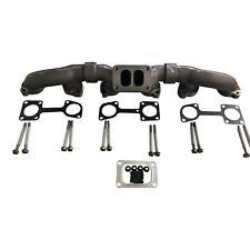 Complete New Aftermarket Pre EGR Exhaust Kit, 12.7 Detroit, Part Number 23512897