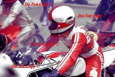 Jarno Saarinen Yamaha YZR 500 Portrait Grand Prix Season 1973 Photograph 1