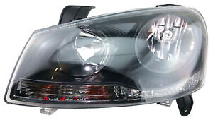 *NEW* HEAD LIGHT LAMP (BLACK) for GREAT WALL STEED 4X2 2WD SINGLE CAB 2016- LEFT