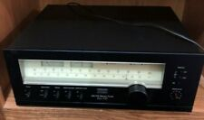 Sansui TU-717 Stereo Tuner  and Sansui Integrated Amplifier AU-217