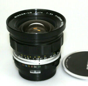 Nikon Nikkor UD 3,5/20 #469063 guter Zustand