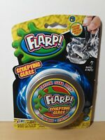 Lot of 3 FLARP Sculpting Glass Crystal Clear Putty - NEW - SEALED