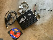 SUBARU WRX STI EJ257 EJ25 AEM STANDALONE ECU SPEED DENSITY SETUP LAUNCH CONTROL