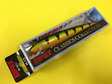 Rapala Classic Collection Husky H-13 P, Perch Color Lure, NIB.