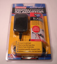 Digipower Digital Camera AC Adaptor for Nikon COOLPIX - New in Package (C4)