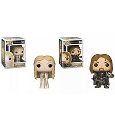 Funko Pop! Lord Of The Rings Double Deal - Boromir & Galadriel