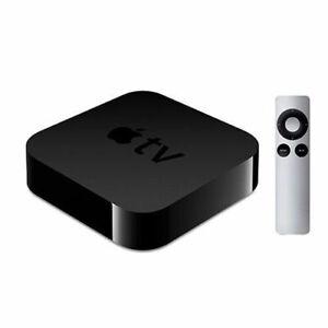 Apple TV 3rd Generation MD199B/A - PRISTINE With Remote - Super