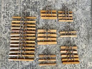 Setwell Wooden Hangers