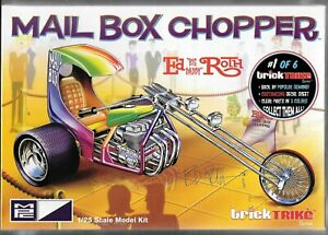 MPC Mail Box Chopper, Ed 'Big Daddy' Roth, Trick Trike Series 1/25  892 /12  ST