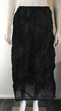 Alannah Hill Silk Skirt Size 12 But Measuring Size 11