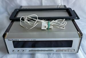 TECHNICS ST-HD50 component H-Fi PRE amplifier tuner FOR use with SH-HD50 system