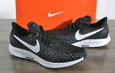 Nike Women's 9 MED Nike Air Zoom Pegasus 35 Running Shoe AO3906 Black/Grey NEW