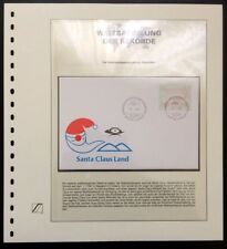 Finland Suomi 1995 Santa Claus Land Arctic Circle FDC Weltsammlung der Rekorde