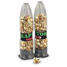 Gamo .22 Raptor Power Pellets - 20% MORE PUNCH Air Rifle Gun Supersonic PBA Gold