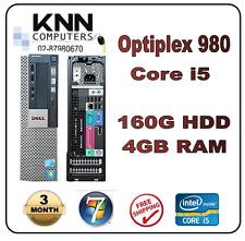 Dell Optiplex 980 SFF Core i5 650 3.2 GHz 4GB 160G SATA W7Pro- SALE! SALE!