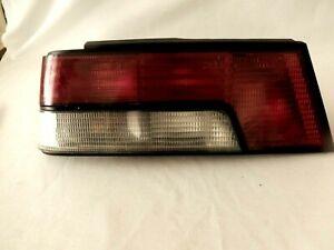 { Peugeot 405 FACTORY LEFT TAIL LIGHT LENS signalvision USA 6352.30 OEM sedan