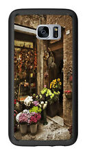 Old Tuscan Flower Shop For Samsung Galaxy S7 G930 Case Cover by Atomic Market