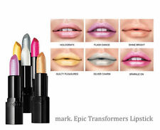 Avon mark. Epic Transformers Lipstick / Top Coat Transform Shade-Shifting Effect