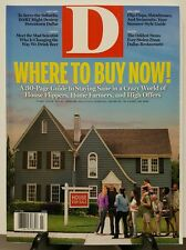 D Where to Buy Now Dallas Fort Worth Guide Plano July 2016 FREE SHIPPING JB