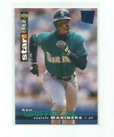 KEN GRIFFEY JR (Seattle Mariners) 1994 UD COLLECTOR'S CHOICE SPECIAL EDITION 125
